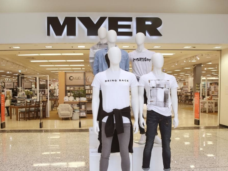 How Big Is Myer Australia's Largest Departmental Store