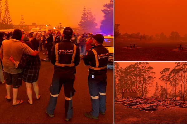Please Don't Cancel Your Visit to Australia Because of the Bushfires