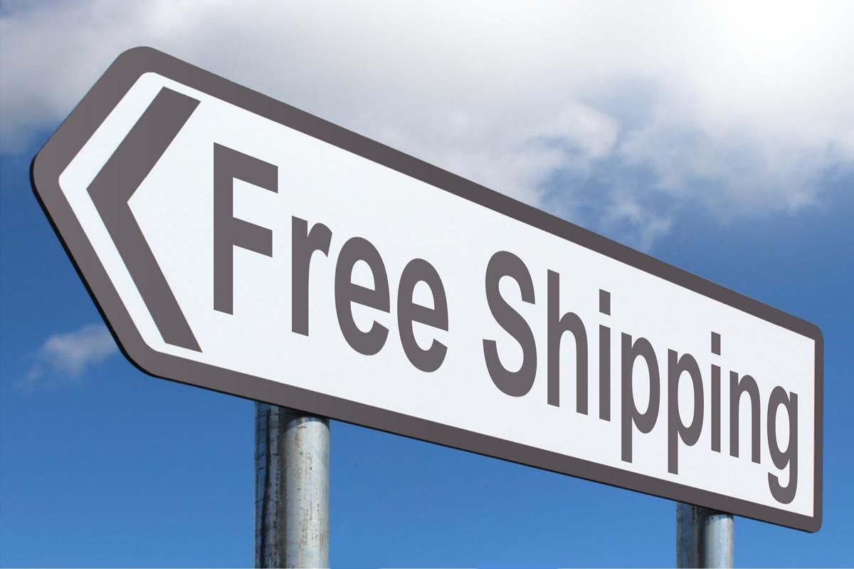 Free Shipping Is The Cost You Can Cut From Online Shopping-This is How!