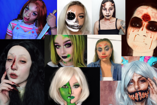 Halloween Makeup Ideas Of 2019 From Twitter