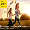 Upto 20% Off On Book Your Vehicle