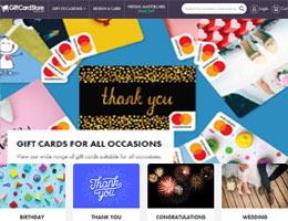 Gift Card Store